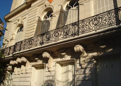 Ambassade d'Irlande à Paris