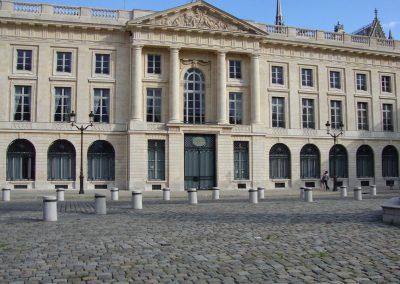 Grilles et portail sous Préfecture de Reims